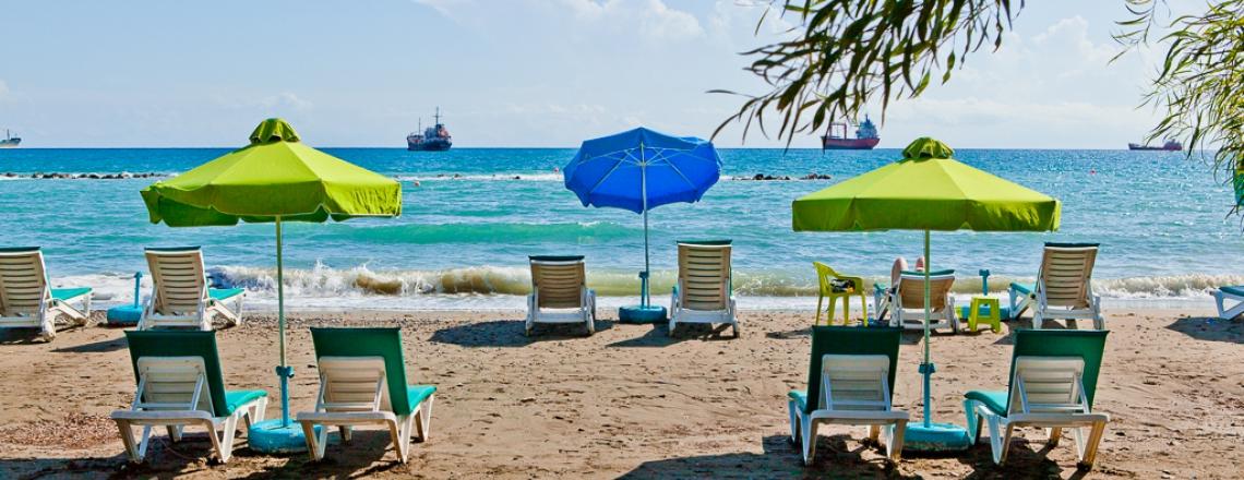 «Писсури Бэй», Pissouri Bay Beach, пляж в Писсури, Лимассол