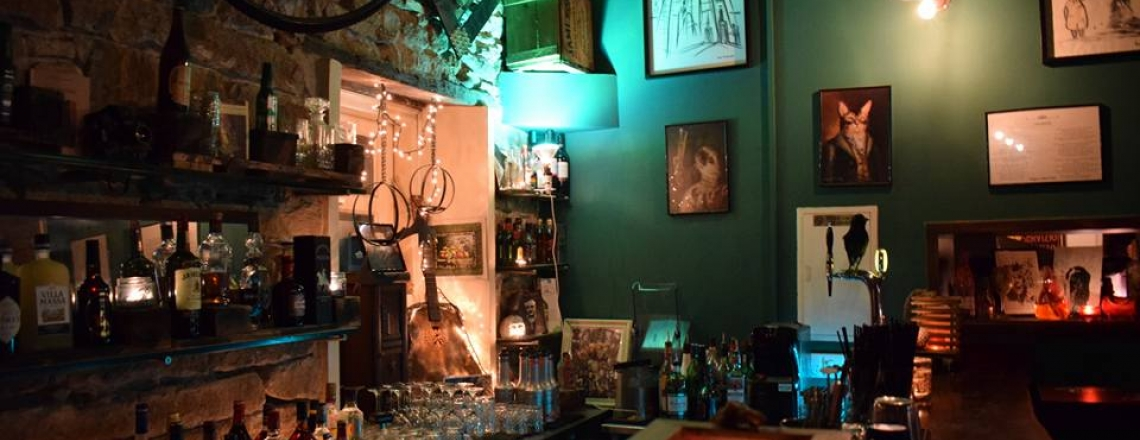 Бар Poe Bar в Лимассоле